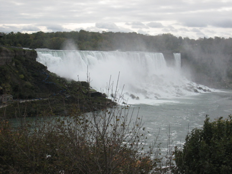 training ride niagara falls